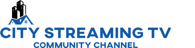 City Community Streaming TV Network Launched!